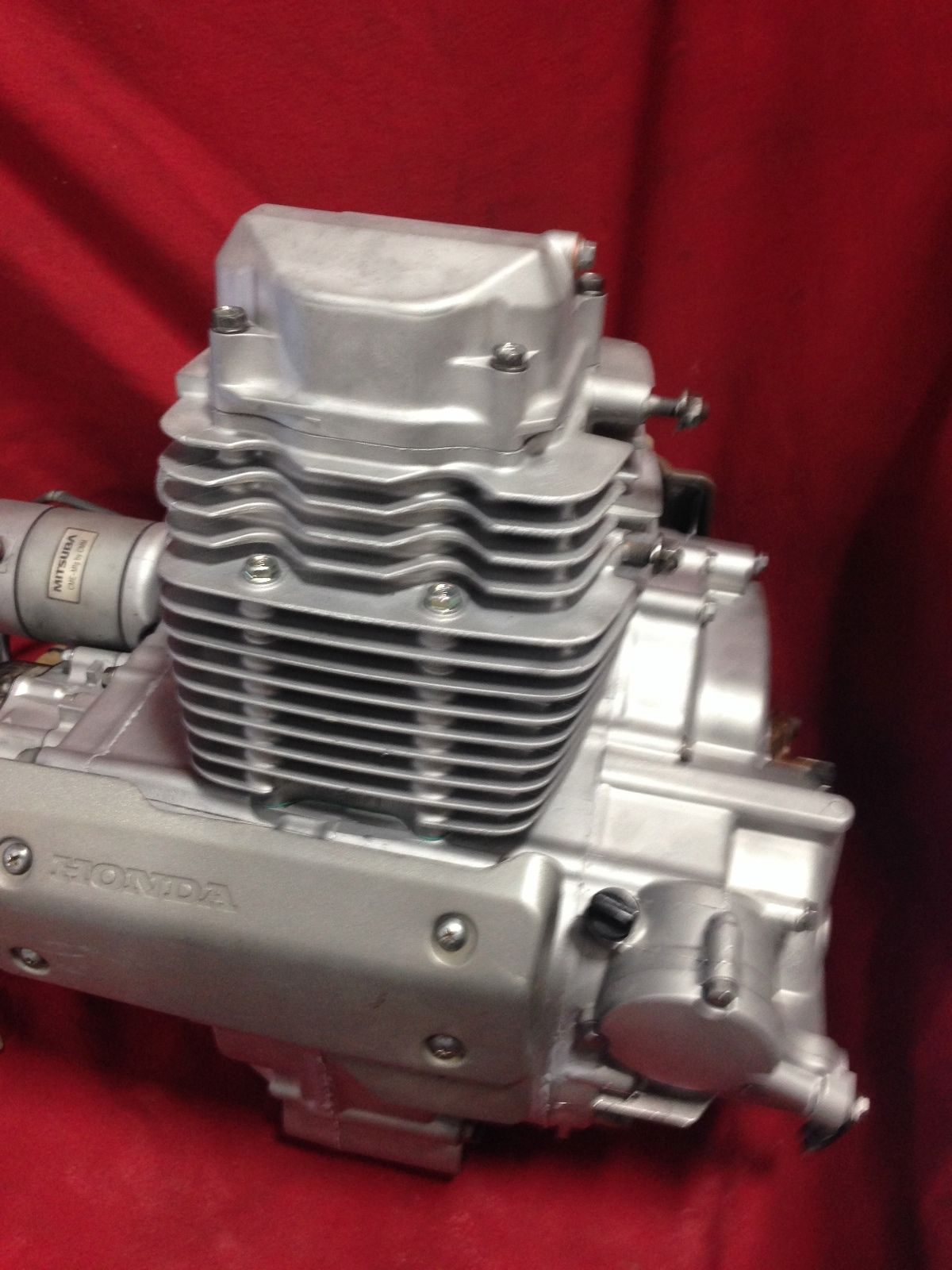 Remanufactured Honda Rancher TRX 350 Crate Engine ...