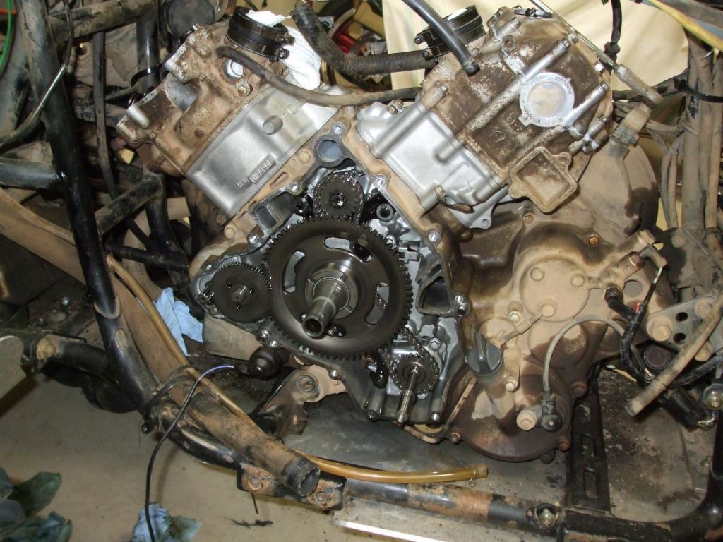 Kawasaki Brute Force  Timing Chain Replacement