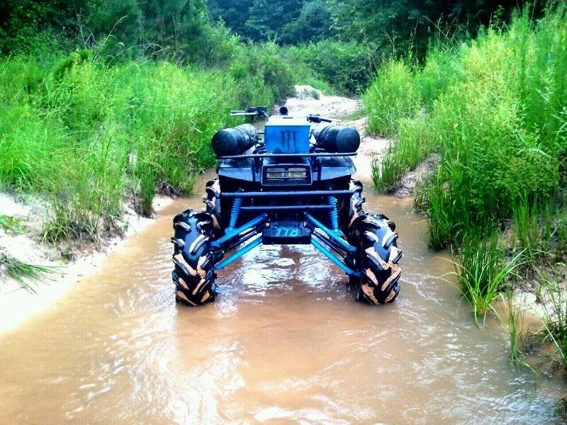 Bear Creek Pa >> Big bear 350 custom lift - Page 5 - MudInMyBlood Forums