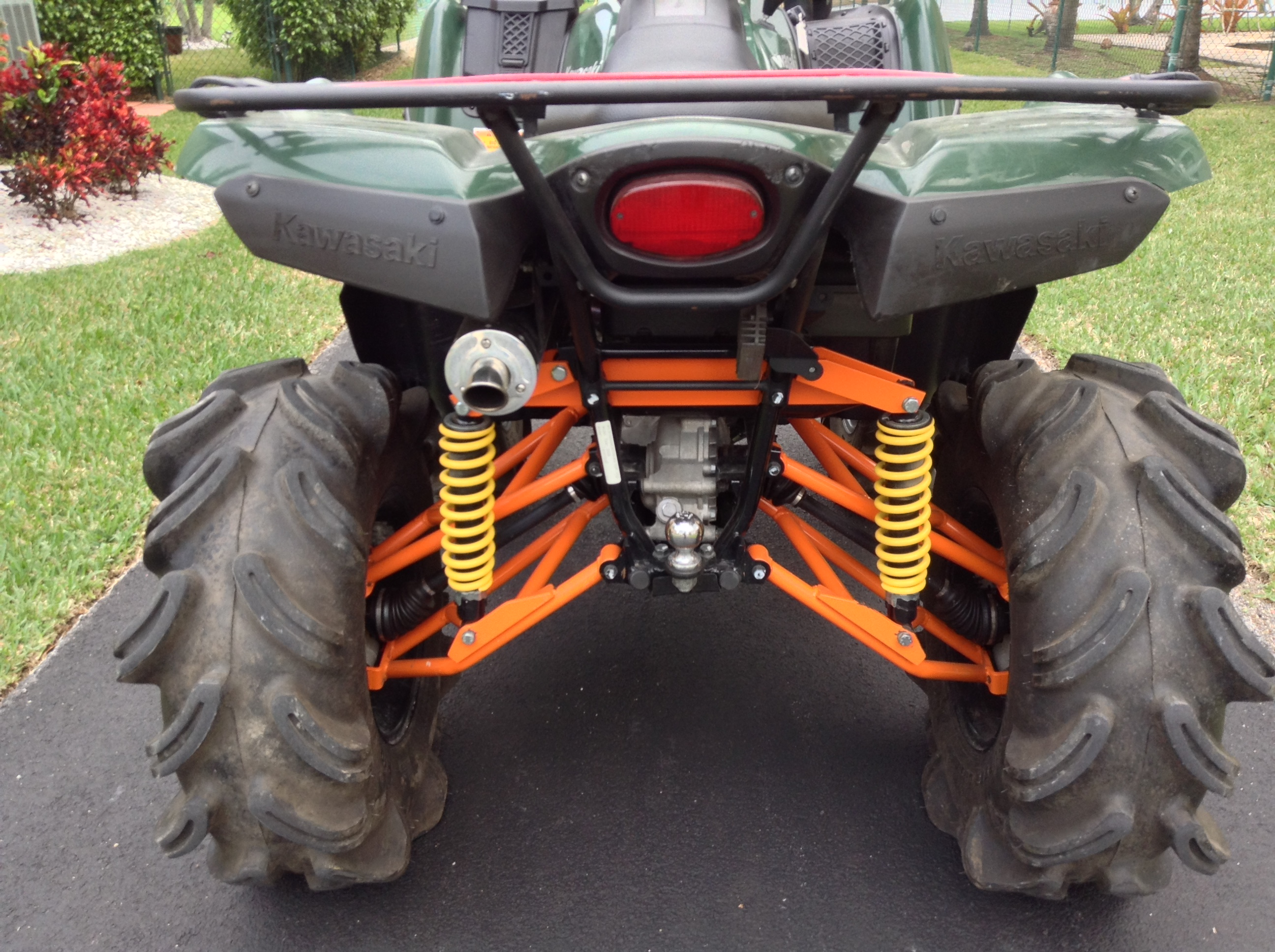 Brute Forrce HighLifter 7 inch suspension lift Gorilla axles