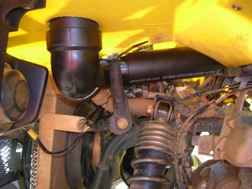 King Quad snorkle pics-all hard pipe - MudInMyBlood Forums