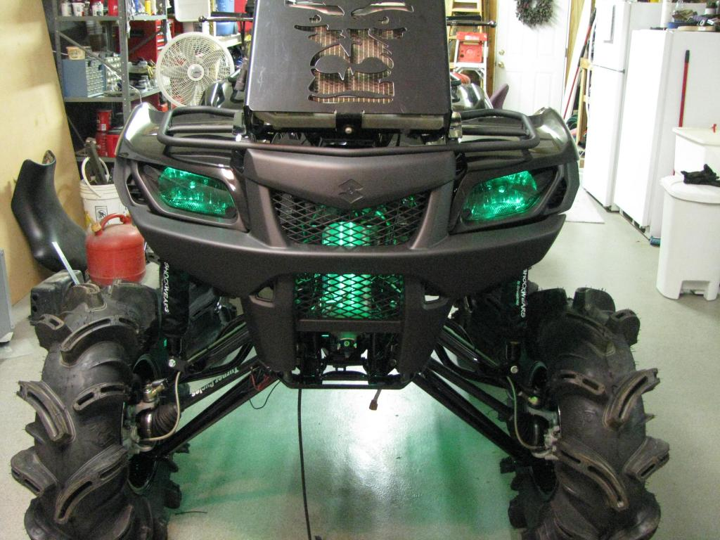 How Much Is A Lift Kit >> King Quad Lift, Tires and Wheels - MudInMyBlood Forums