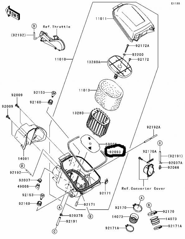 Brute Force 750 Wiring Diagram