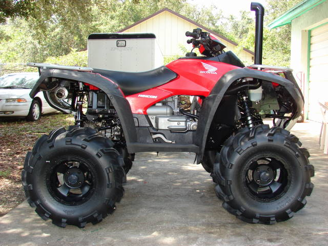 Lifted Honda S With Large Tires What Fits What Rubs