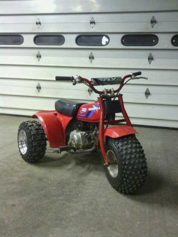 Honda Atc 70 Pit Bike Picture Thread Mudinmyblood Forums