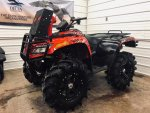 Mike Kotlar's 2014 Arctic Cat Mud Pro 700