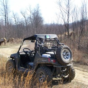 Jim's Rzr On The Trail.3