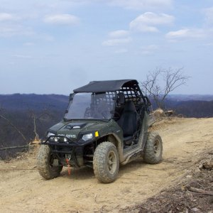 Jim's Rzr On The Trail.4