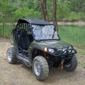 Jim's Rzr On The Trail.5