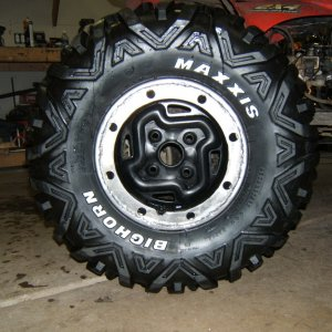 Bighorns On Stock Rims Modified