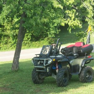 Polaris Atv Mods